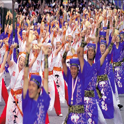 第62回南国土佐・高知よさこい祭り【2015年】
